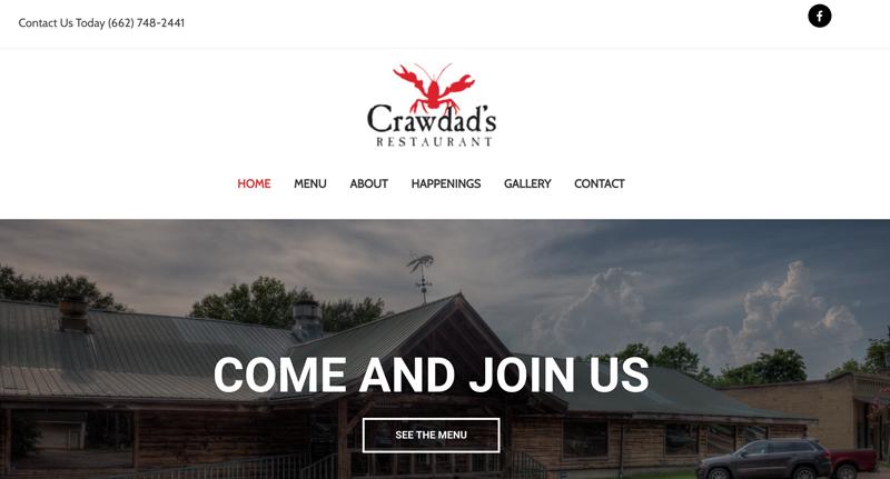 Crawdads Restaurant | Mississippi Delta Restaurant | Merigold, MS 2018-07-25 13-05-37
