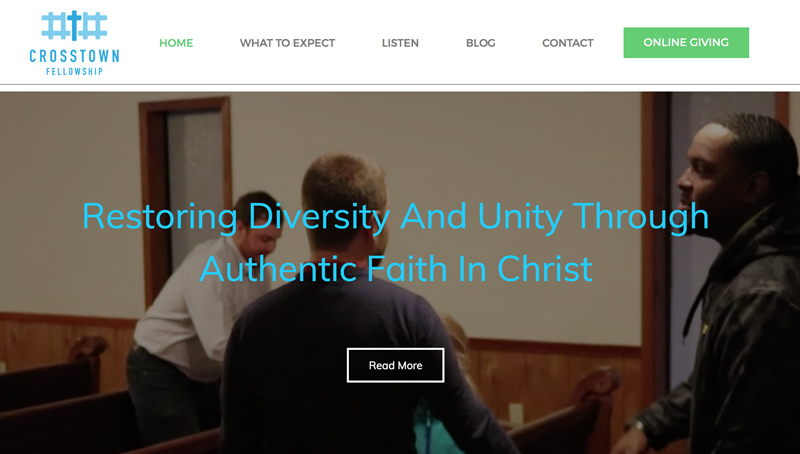 Crosstown Fellowship Church | Multi-Ethnic Church | Cleveland, MS 2018-07-25 13-06-05